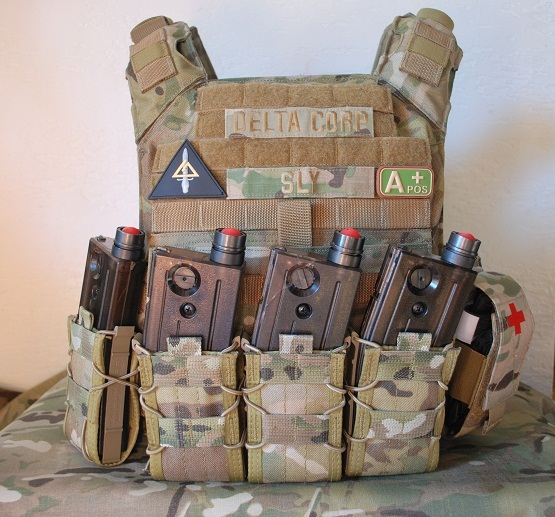 Plate Carrier – Shellback Tactical – Banshee