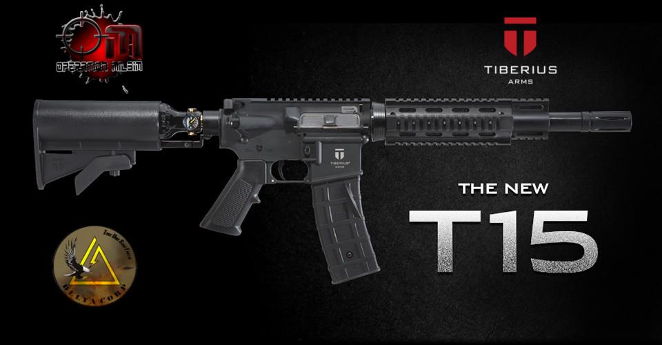 Démontage complet Tiberius T15
