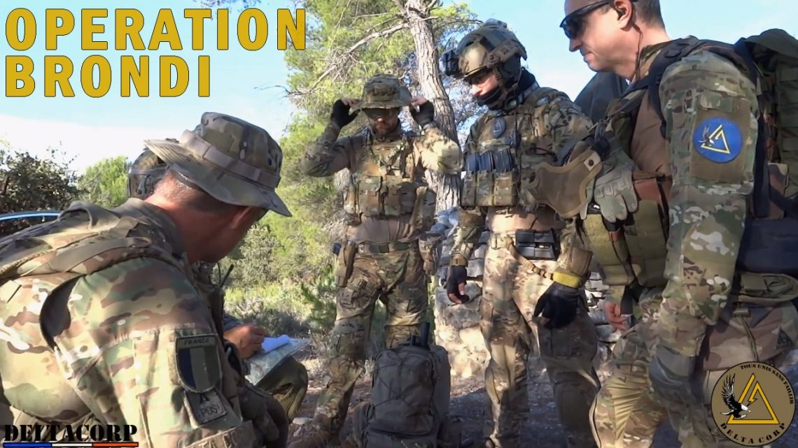 Opération Brondi – 13 mai 2018